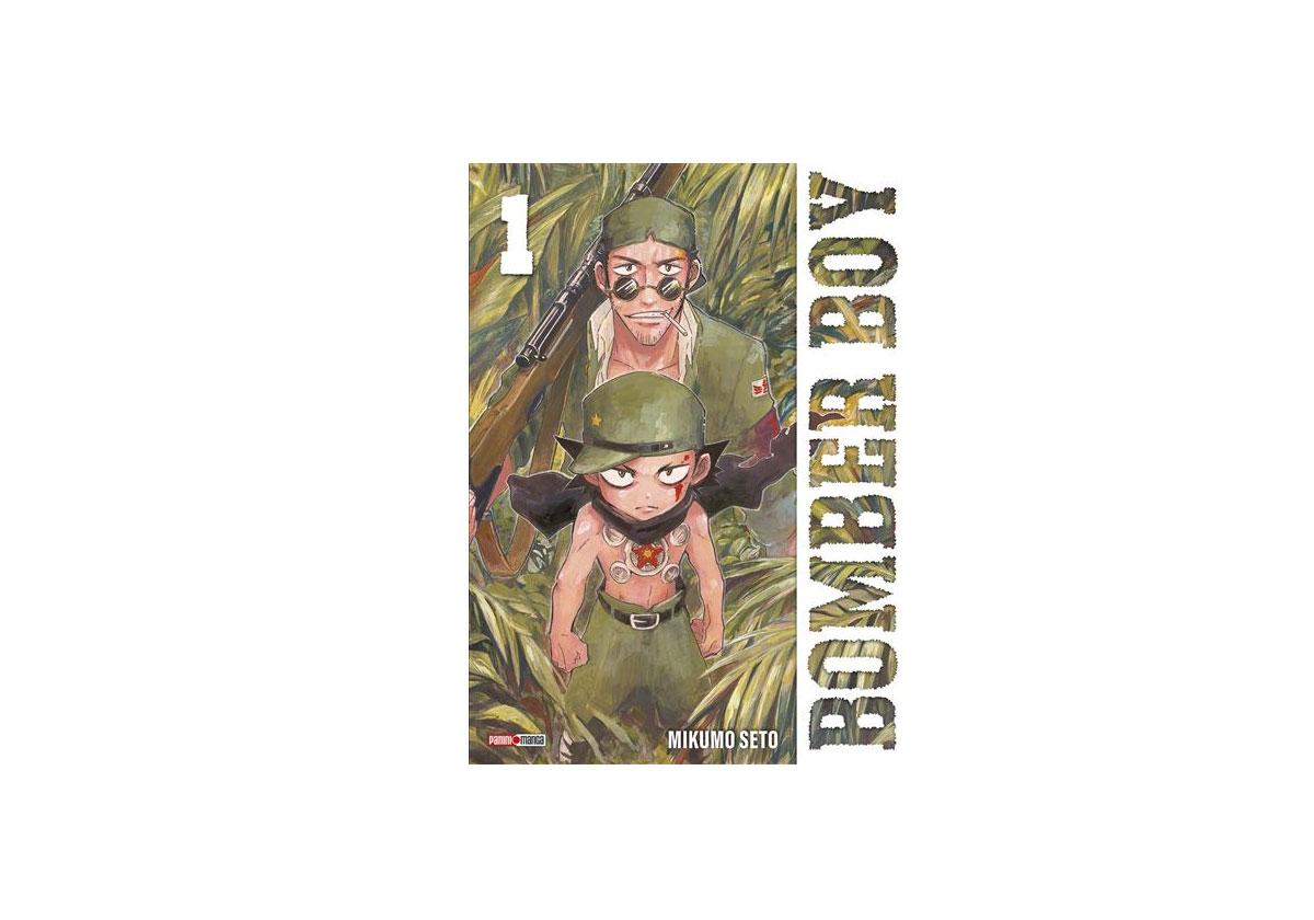 Conseil de lecture manga - Bomber Boy