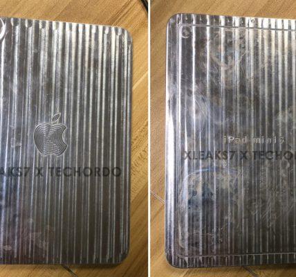 iPad Min i2021 - Une maquette dévoile tous ses secrets