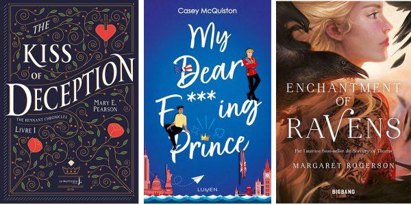 3 Chroniques romans Young Adultes à ne pas manquer