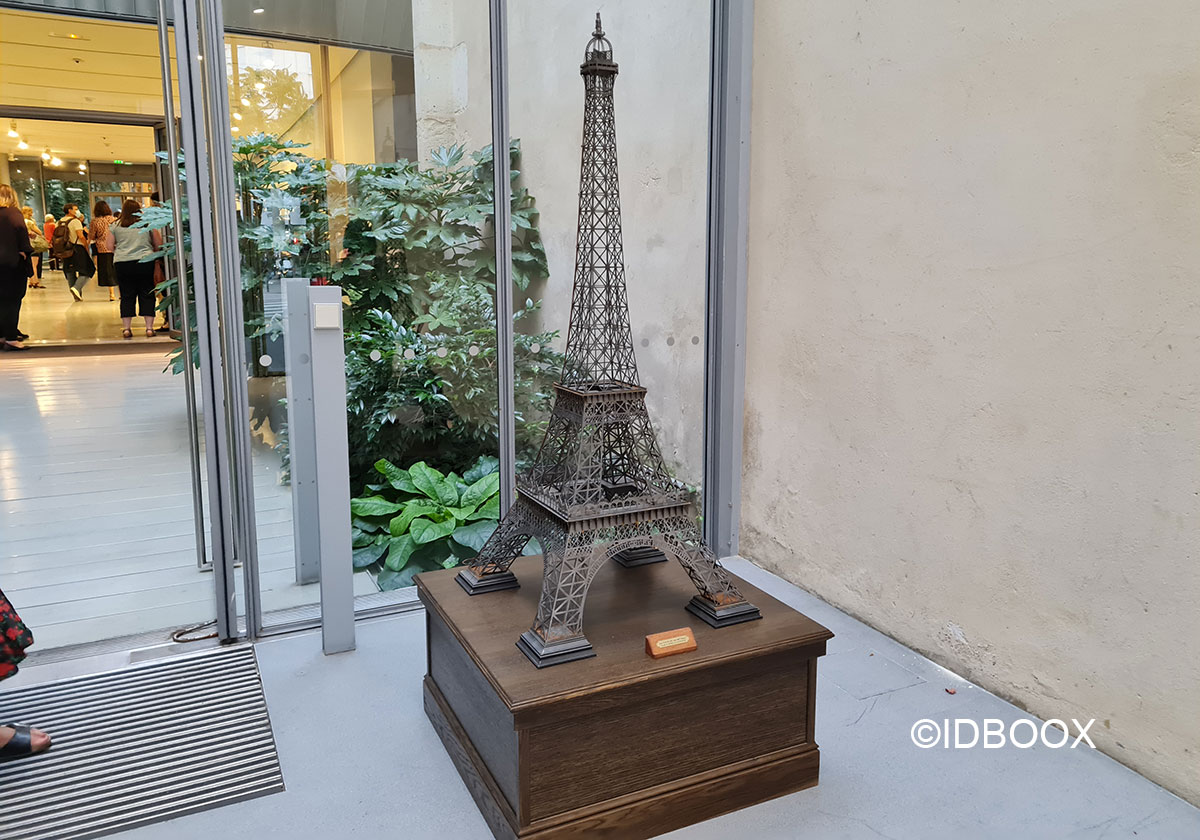 Expo Autour d'Eiffel Fondation Jérôme Seydoux-Pathé