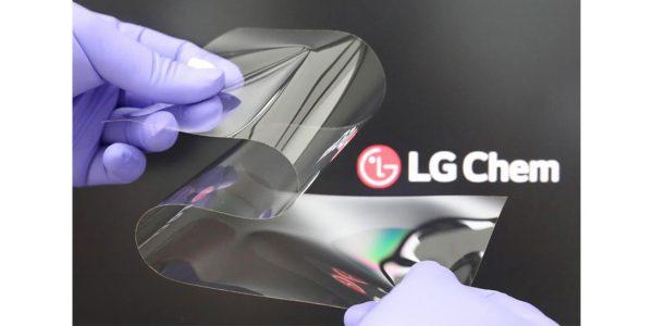 LG promet un écran pliable aussi résistant et dur que du verre