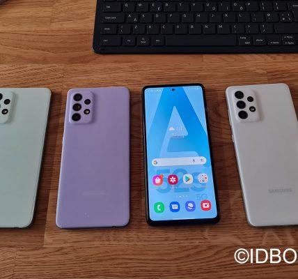 Samsung Galaxy A52s - un smartphone puissant et polyvalent