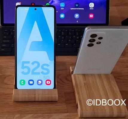 Samsung Galaxy A52s - Comment ajouter 4Go de RAM