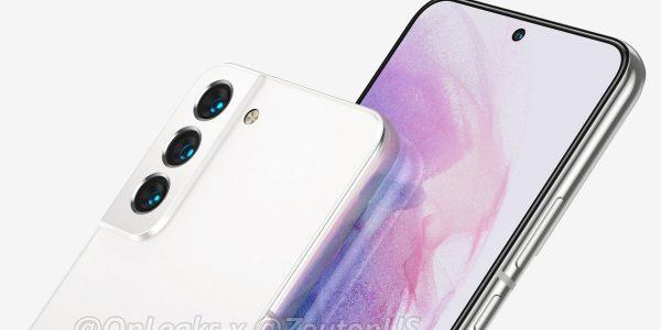 Samsung Galaxy S22 Une photo de sa batterie