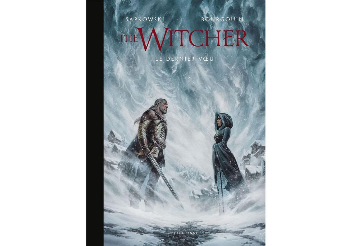 The Witcher illustré - Le dernier vœu, une BD incontournable