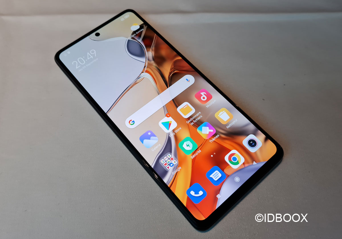 Xiaomi 11T Pro Prise en main , prix et caractéristiques