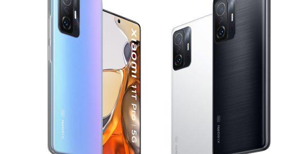Xiaomi Mi 11T Pro et Mi 11T vendus à partir de 499€