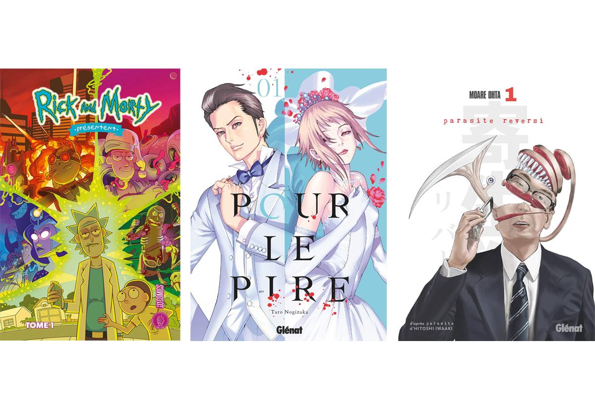 Conseils de lecture - Comics et Mangas à ne pas manquer
