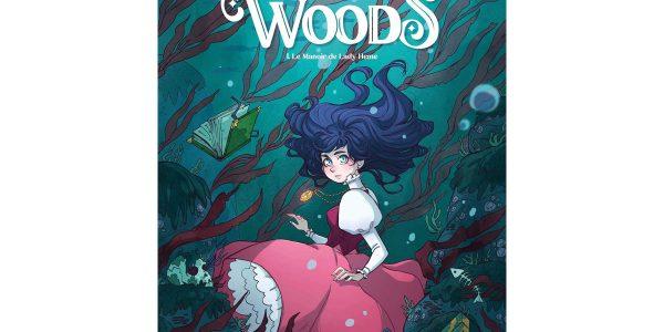 BD Amélia Woods Tome 1