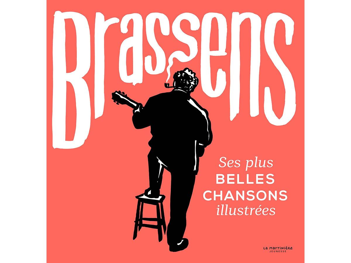 Brassens-ses-plus-belles-chansons-illustrees-livre