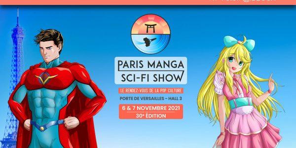 Paris manga sci fi show jeu concours