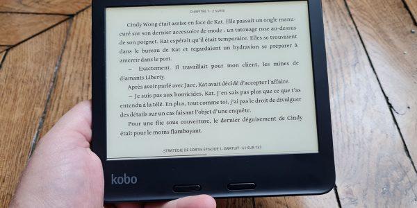 kobo libra 2