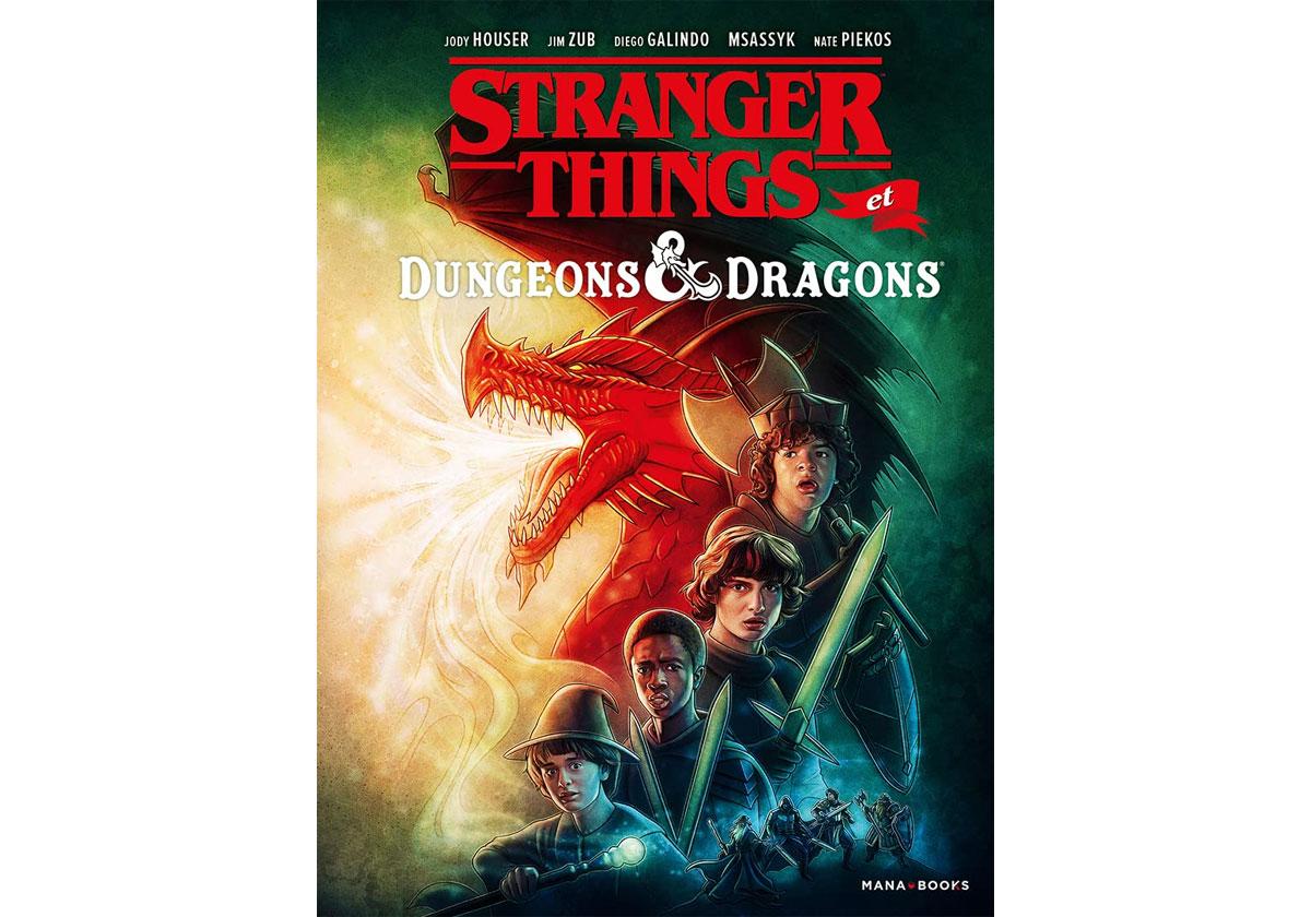 BD Stranger Things Dungeon & Dragons - L'importance du jeu dans la série