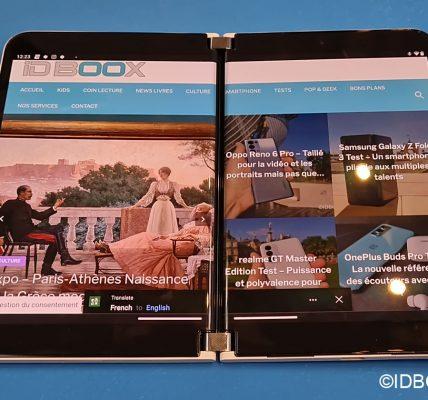 Microsoft Surface Duo 2 Découverte en vidéo