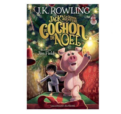 jk-rowling-livre-jack cochon de noel